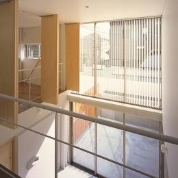 IZ HOUSE (1階多目的広間(撮影:平井広行))