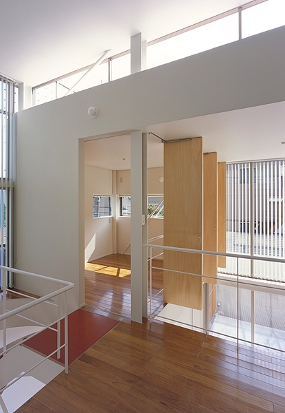IZ HOUSEの写真 個室(撮影:平井広行)