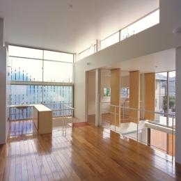 IZ HOUSE (LDK-2(撮影:平井広行))