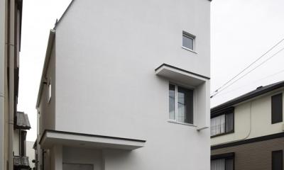 ハイサイドライトハウス(3) (シンプルな外観)