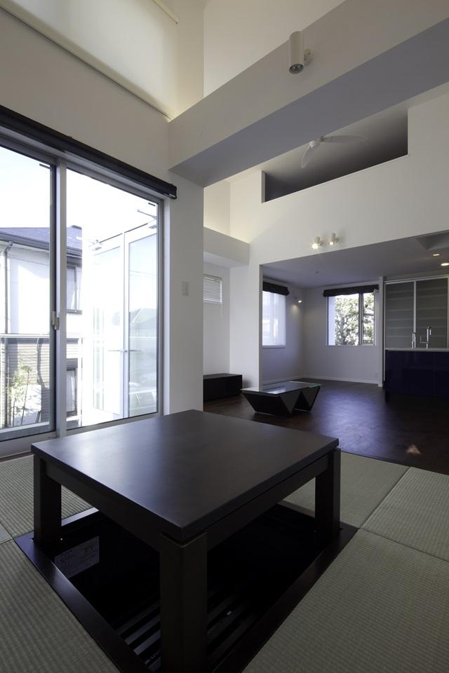 ハイサイドライトハウス(3)の部屋 現代的な和室