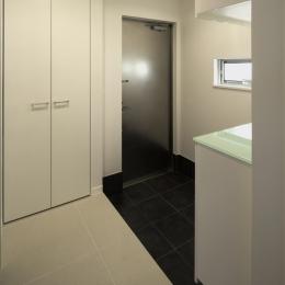 ハイサイドライトハウス(3) (玄関スペース)