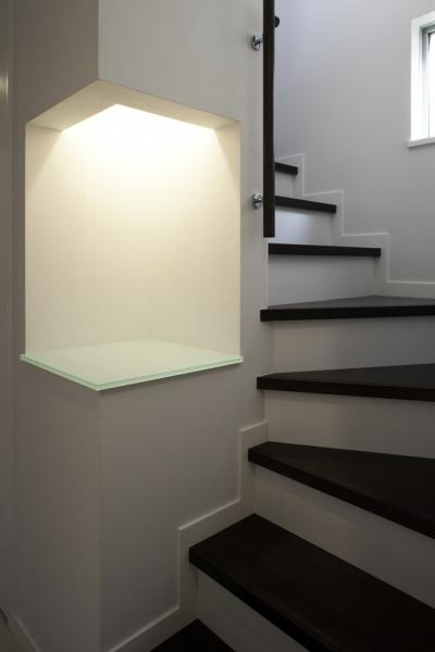 ハイサイドライトハウス(3) (階段)