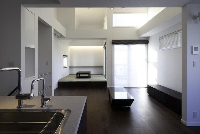 建築家:クロノグラム アーキテクトスタジオ「ハイサイドライトハウス(3)」
