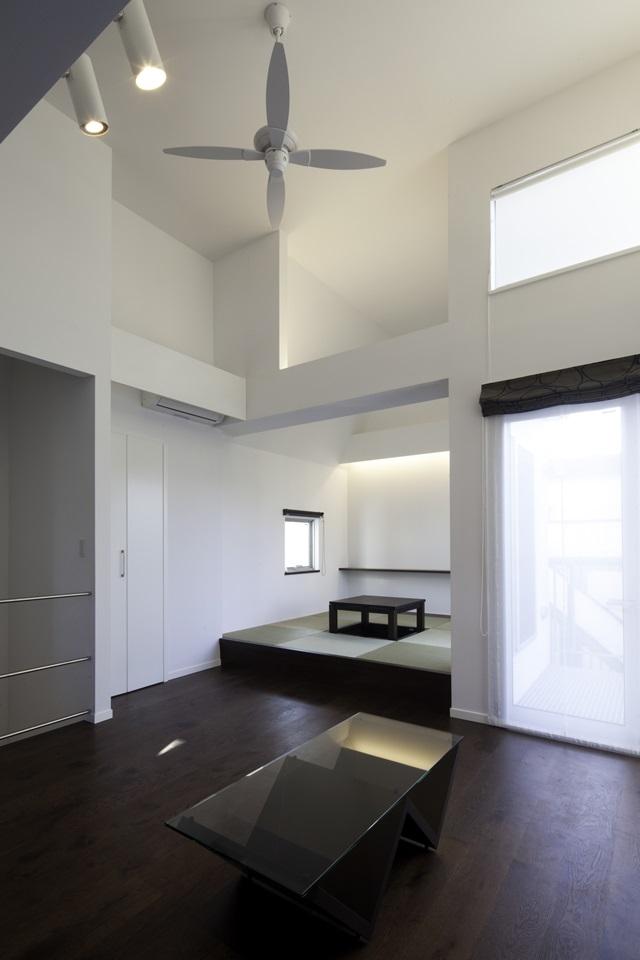 ハイサイドライトハウス(3)の部屋 リビング