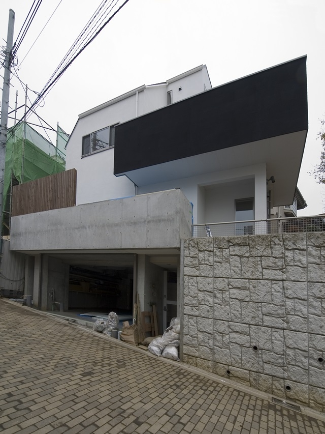アウトドアリビングの家(4)の部屋 外観