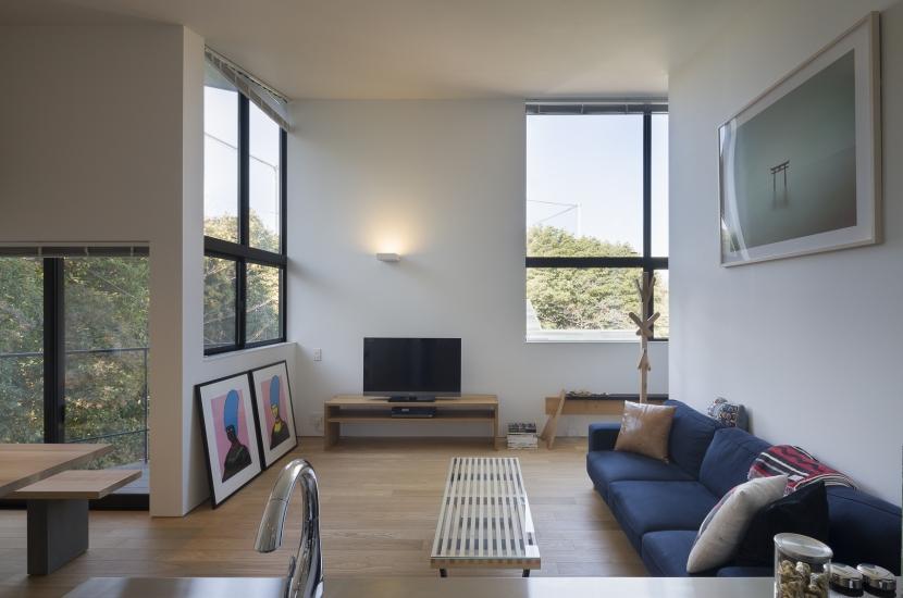 建築家:NAOI「眺望のいえ」