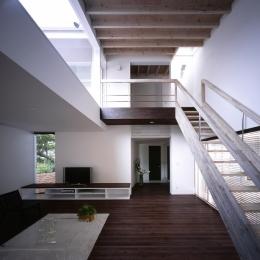 下井草の家 (リビング 2)