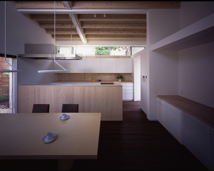 下井草の家 (ダイニングキッチン 1)