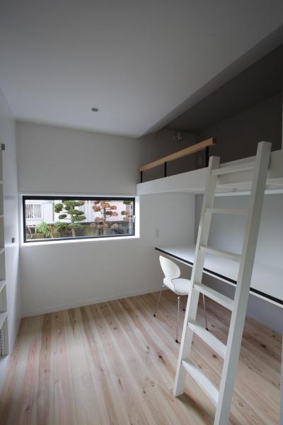 子供室 (ふじみ野の家)