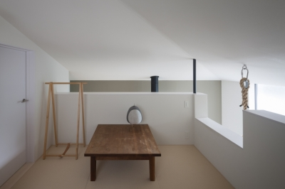 和室 (方形屋根のいえ)