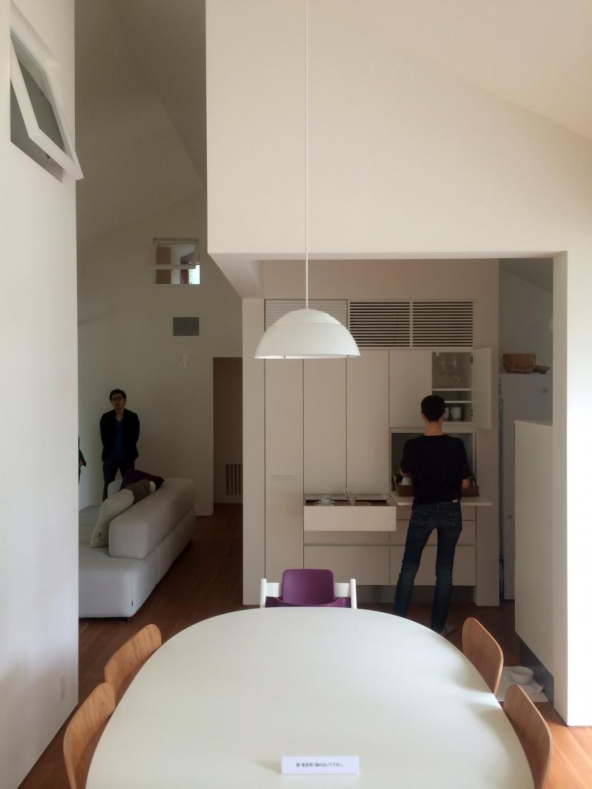 木立のいえの部屋 ダイニングキッチン