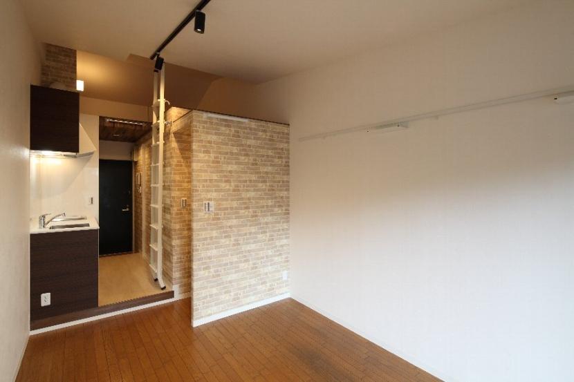 町田市「アンティ玉川学園」:賃貸ワンルームリノベーション (302号室ワンルーム)