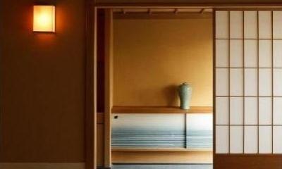 小間・広間・立礼席  RC住宅の1階に和の空間 (和室(茶室)/8畳)