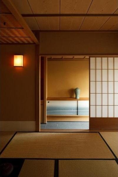 その他事例:和室(茶室)/8畳(小間・広間・立礼席  RC住宅の1階に和の空間)