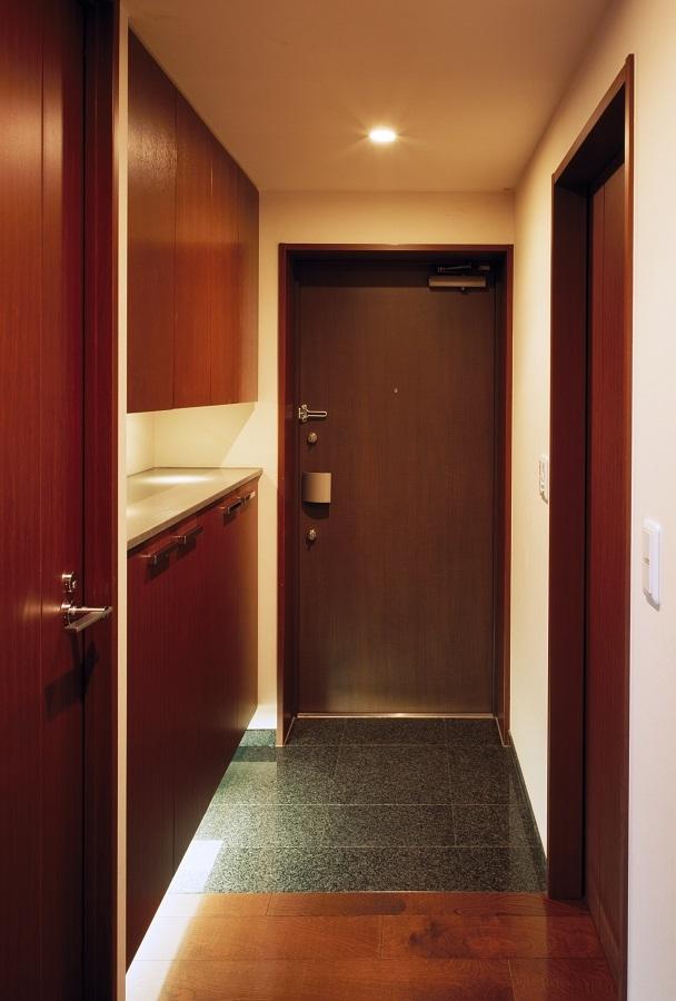 Wrapの部屋 玄関