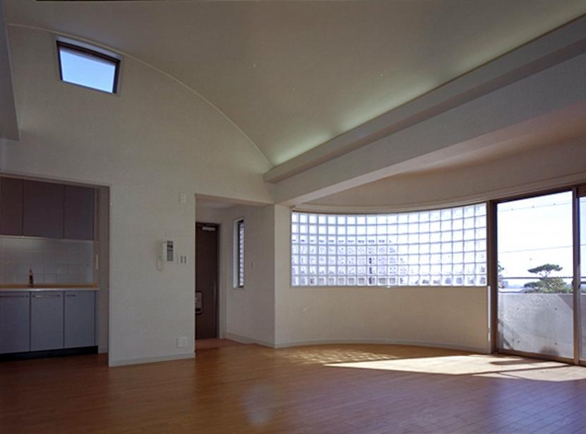 TERRAZZA芦屋川の部屋 A棟2階住戸・リビング