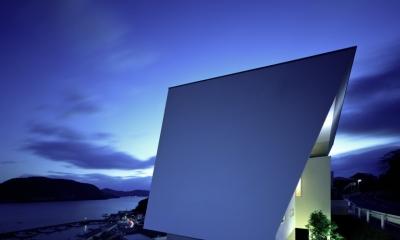 I-house「水平線の家」