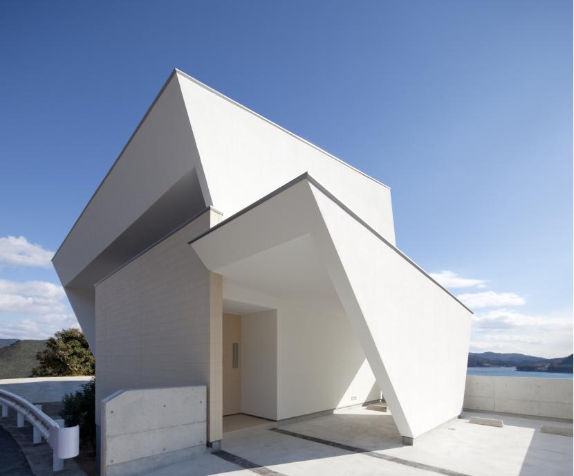 I-house「水平線の家」の部屋 外観