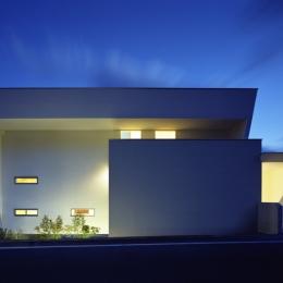 I-house「水平線の家」 (外観)