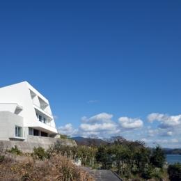 外観 (I-house「水平線の家」)