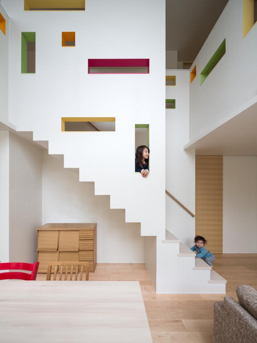 建築家:佐藤正彦「H-house「走り回る家」」