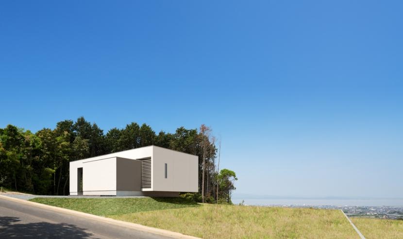 外観 (Y7-house「海の見えるセカンドハウス」)