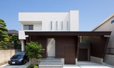 U3-house「回廊の家」