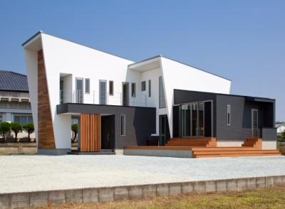 K5-house「スローライフの家」 (外観)