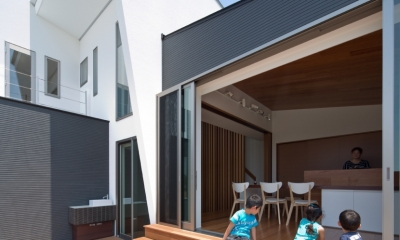 K5-house「スローライフの家」 (アウトドア)