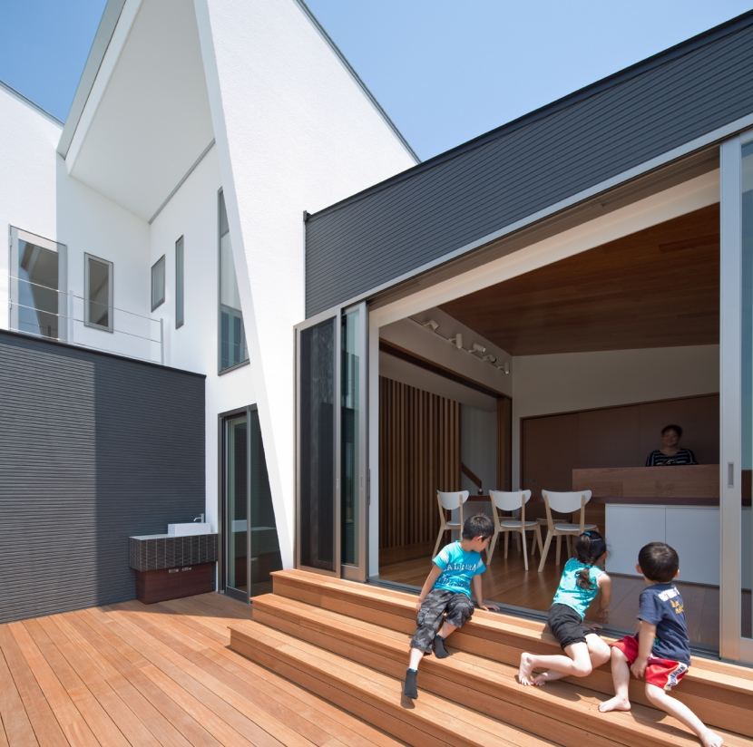 建築家:佐藤正彦「K5-house「スローライフの家」」