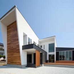 K5-house「スローライフの家」-外観