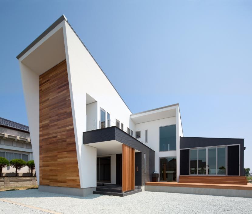 外観 (K5-house「スローライフの家」)