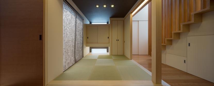 D-house「多角形の家」の部屋 リビングダイニング
