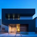 D-house「多角形の家」の写真 外観