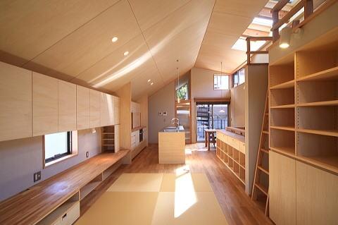 建築家:悠らり建築事務所「囲まれていてものびのび暮らせる家」