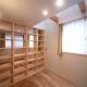 子供室 (囲まれていてものびのび暮らせる家)