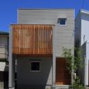 シンプル+ナチュラルな家~2人の好きをMIXした家~の写真 外観