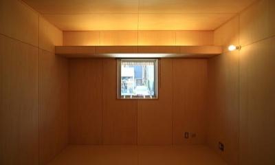 シンプル+ナチュラルな家 (和室)