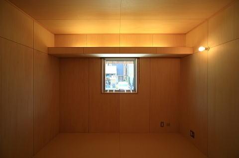 シンプル+ナチュラルな家の部屋 和室