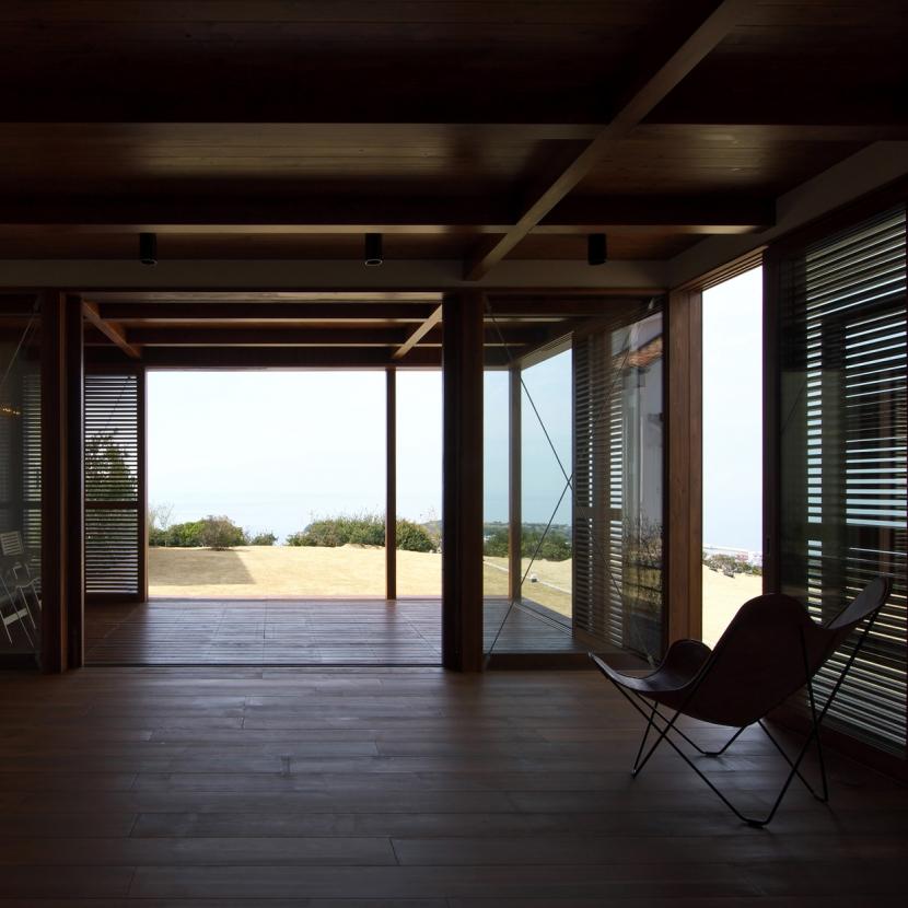 建築家:平賀 久生「オーシャンヴューの別荘」