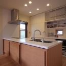 悠らり建築事務所の住宅事例「北欧家具と暮らす家」