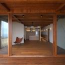 平賀 久生の住宅事例「オーシャンヴューの別荘」