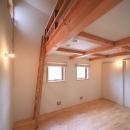 北欧家具と暮らす家の写真 子供室