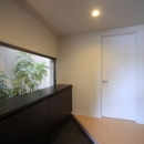 眺めのよい家の写真 子世帯玄関