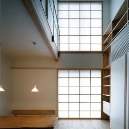 室町の家 (広間(撮影:松村芳治))