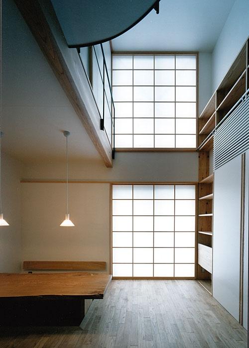 室町の家の部屋 広間(撮影:松村芳治)
