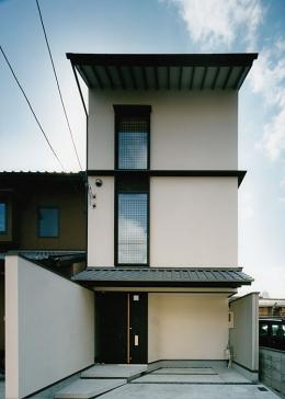 室町の家 (外観(撮影:松村芳治))