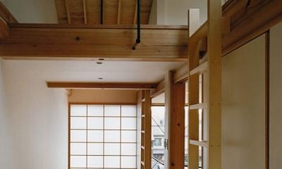 子供室(撮影:松村芳治)|室町の家