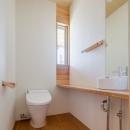 中山秀樹建築デザイン事務所の住宅事例「鴻巣の曲り家」